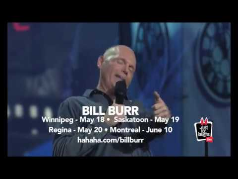 See Bill Burr Live in Canada - YouTube