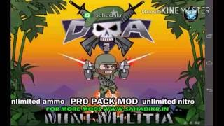 DA2:Mini Militia mod by sahad.ikr (rooted and non rooted users)