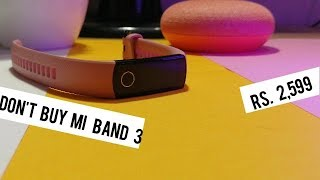 Honor Band 4 : Unboxing, Review, Heart Rate, Waterproof Test