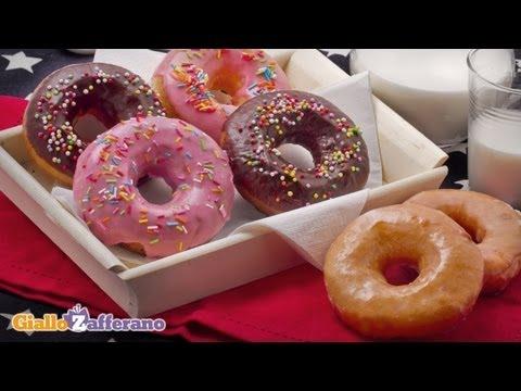 Donuts - recipe