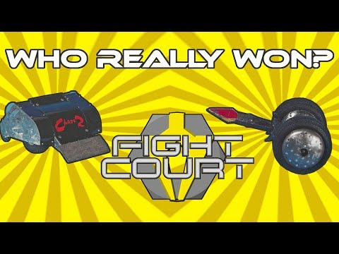 Who Won Chaos 2 vs Stinger? - Fight Court 3