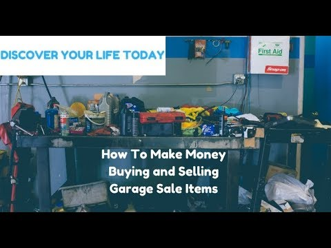 How to Buy and Sell Products for a Living   Reselling Product