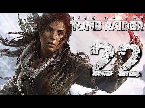 Прохождение Rise of the Tomb Raider — Часть 22: Затерянный город Китеж-Град
