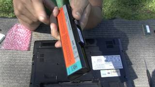Lenovo Laptop battery replacement and review
