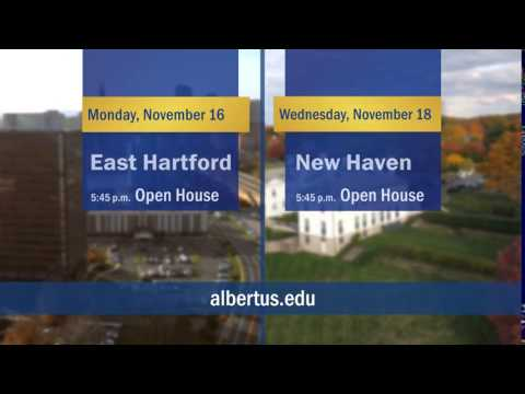 Albertus Magnus College | Commercial November