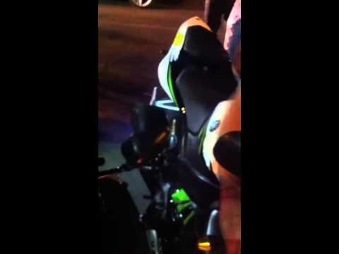 Escape en llamas Jerez 2014