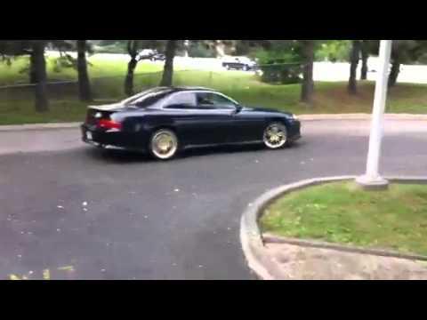 Lexus Sc400 Drift Youtube