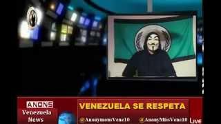 Noticiero Anonymous Venezuela