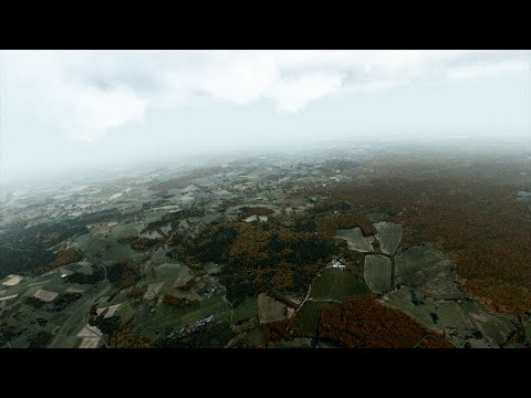 Prepar3D v3 - Almost Real - Luxembourg HD [Realistic Graphics]