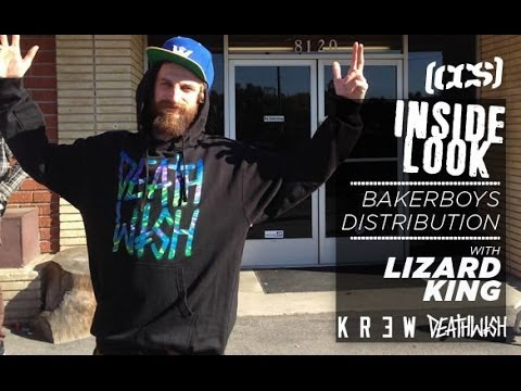 Inside Look I Bakerboys Distribution with Lizard King