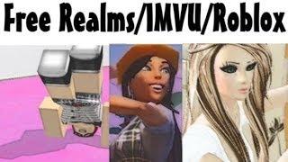Free Realms/IMVU/Roblox ~ Talk Dirty