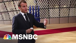 France Recalls Ambassador To U.S. In Protest