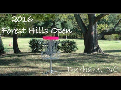 2016 Forest Hills Open(Carter, Turner Schultz, Smith, Queen)