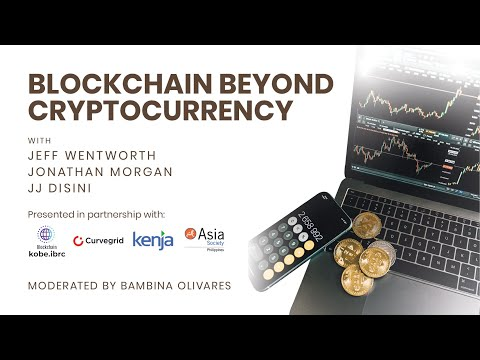 BLOCKCHAIN BEYOND CRYPTOCURRENCY