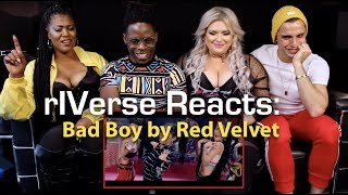 rIVerse Reacts: Bad Boy by Red Velvet - M/V Reaction