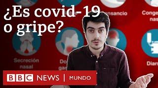 Coronavirus: cómo diferenciar entre los síntomas del Covid-19, la gripe y el resfriado | BBC Mundo