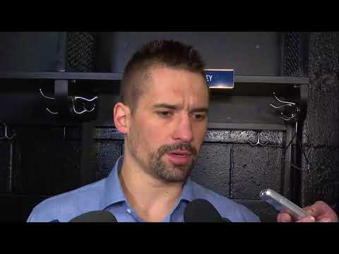 Maple Leafs Morning Skate: Tomas Plekanec - April 25, 2018