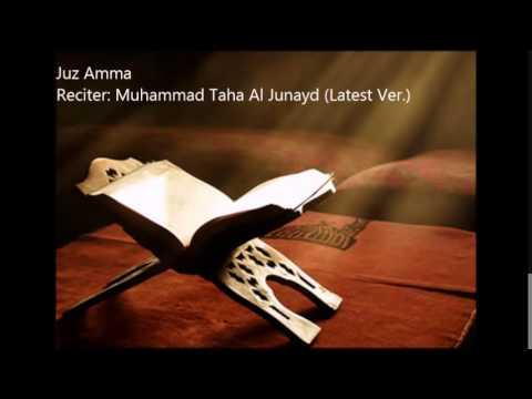 Juz Amma by Muhammad Taha Al Junayd (Latest Ver.)