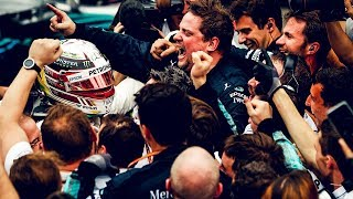 How to Celebrate Like F1 World Champions