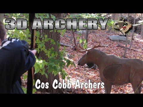 3D Archery Shoot - Cos Cob Archers