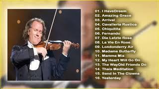 The Best Of André Rieu (HD) - André Rieu Mejores canciones instrumentales de amor