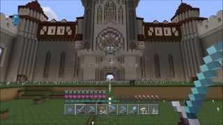 Minecraft Medieval Castle Interior Minecraft Castle Map Wallpapers