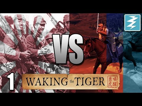 SWORDS ONLY VS THE JAPANESE [1] Hearts of Iron IV - Waking The Tiger DLC