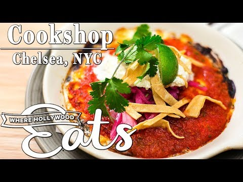 Cookshop: A New York Brunch Institution | Where Hollywood Eats | THR