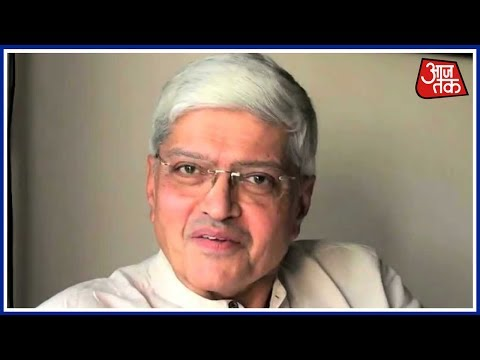 Exclusive : Grateful To Be A Citizen Candidate, Says Gopalkrishna Gandhi