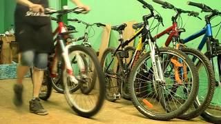 Видео урок №1 ознакомление. Вы узнаете из чего состоит велосипед, его компонентах и предназначении.