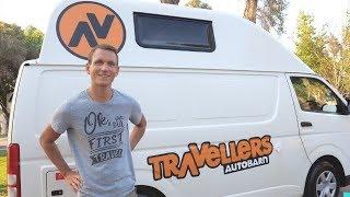 Australien Campervan Campingbus Roomtour  🚐Toyota Hiace Wohnmobil | VLOG #400