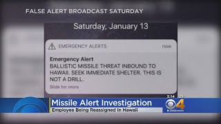 Coloradans Recall Fear, Panic In Hawaii After Missile False Alarm