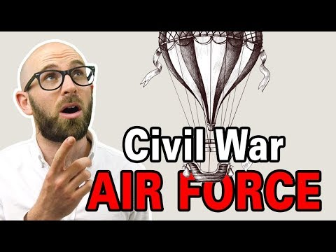 The North's Air Force During the American Civil War