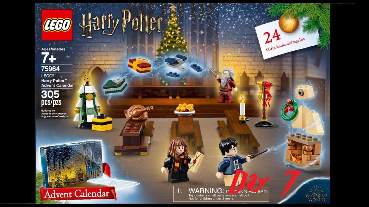 lego harry potter advent calendar 2019 day 7 youtube. Black Bedroom Furniture Sets. Home Design Ideas