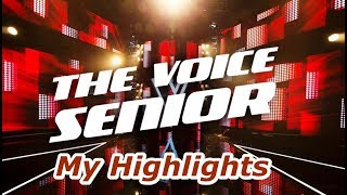 The Voice Senior - My Highlights