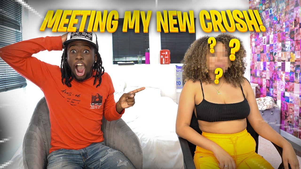 Meeting My New Crush FACE TO FACE!! *She Likes Me*