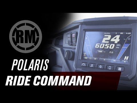 Polaris Ride Command | Polaris RZR
