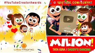 MILION - TATA IGRA - Maksimove avanture SPECIJALNA EPIZODA | MILLION - DADDY's DANCING! thumbnail