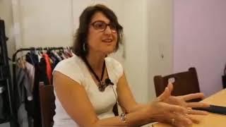 Fundadora ONG Nova Mulher (Editoria de Cotidiano)