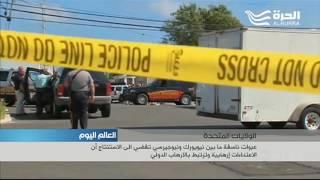 الكشف عن هوية المشتبه به في تفجير مانهاتن بنيويورك وزرع خمس عبوات