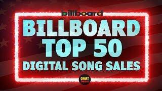 Billboard Digital Song Sales Top 50