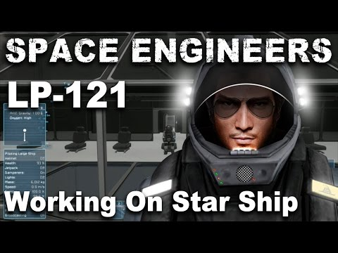 Space Engineers LP 121