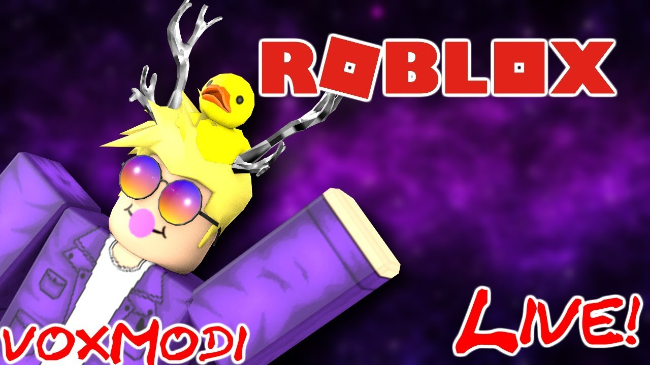 Roblox Live Stream! | Road to 500! Come Join!