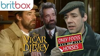 Roger Lloyd Pack's Very Best Moments | BritBox