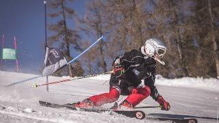 видео Проведение соревнований по горнолыжному спорту