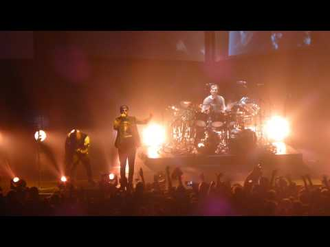 Avenged Sevenfold - Warmness on the Soul / Planets - live @ Halle 622, Zurich 26.2.2017