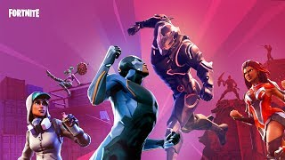 Live with FORTNITE my first Skin #2