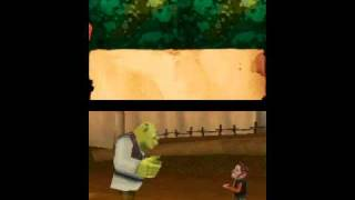 First five minutes of Shrek Forever After (DS)