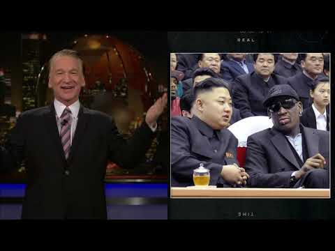 Monologue: Fat Man and Little Boy  Real Time with Bill Maher HBO