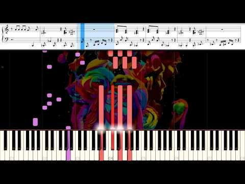 Breakbot - Baby I'm Yours | Piano Tutorial [Arranged By: Jack H]